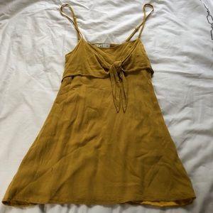 Stella Laguna Beach Tie-Front Dress
